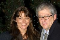 Karen Allen and her husband at the National Board of Review Awards gala.