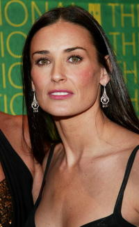 Demi Moore at the 20th Annual Night of Stars Awards.