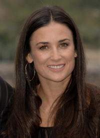 Demi Moore at the