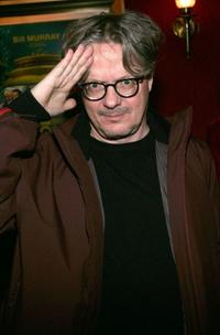 Mark Mothersbaugh at the premiere of