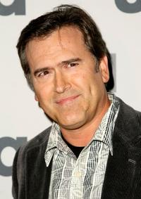 Bruce Campbell at the USA Network Upfront.