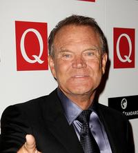 Glen Campbell at the Q Awards 2008.