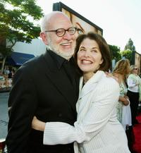 Frank Oz and Sherry Lansing at the Los Angeles premiere of