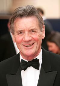 Michael Palin at the Pioneer British Academy Television Awards.