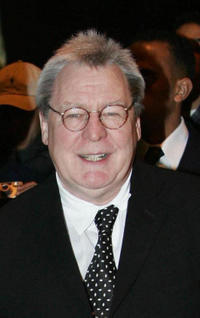 Alan Parker at the opening of 4th Marrakesh International Film Festival.