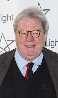 Alan Parker at the First Light Movie Awards in England.
