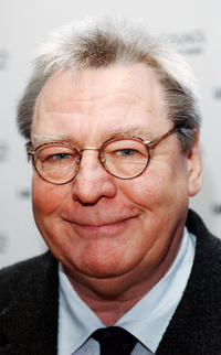 Alan Parker at the First Light Film Awards in London.