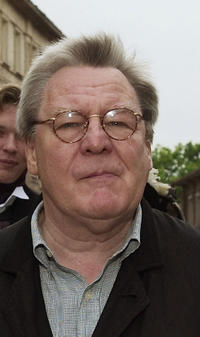 Alan Parker at the