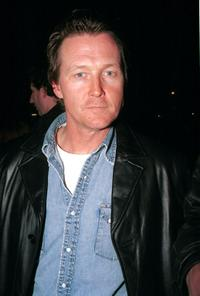 Robert Patrick at the Aerosmith concert.