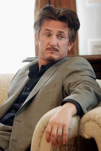 Sean Penn in Tehran.