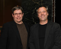 Wally Pfister and Guest at the Science and Technology Council of AMPAS presents