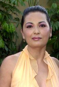 Elpidia Carrillo at the premiere of