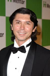 Lou Diamond Phillips at the Mentor Foundation's Global Celebration: An Evening Honoring the Generations of the Future Gala.