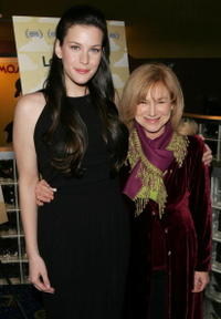 Liv Tyler and Mary Kay Place at the premiere of