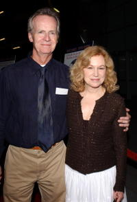 David Clennon and Mary Kay Place at the Los Angeles premiere of