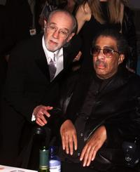 Richard Pryor and George Carlin at the 15th Annual American Comedy Awards.