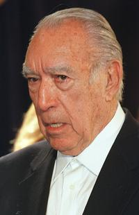 Anthony Quinn at the Hispanic Heritage Awards.