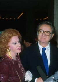 A file photo of Jayne Meadows and Steve Allen dated 31, Oct 2000.