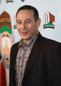Paul Reubens at the Comedy Central Celebration of