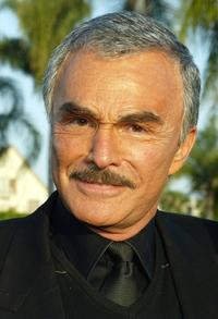 Burt Reynolds at the 4th Annual Taurus World Stunt Awards.