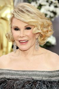 Joan Rivers at the 78th Annual Academy Awards.