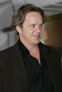 Tim Robbins at the New York opening night of