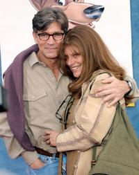 Eric Roberts and his wife Elisa at the DVD launch of