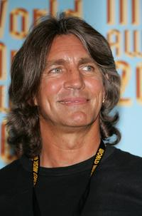 Eric Roberts at the 2005 World Music Awards.