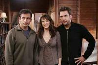 Steve Carell, Juliette Binoche and Dane Cook in