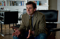 Steve Carell as Therapist Dr. Bernard Feld in