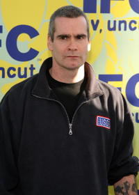 Henry Rollins at the Independent Film Channel's 2007 Spirit Awards After Party.