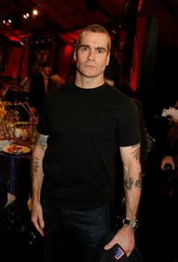 Henry Rollins at the 22nd Annual Film Independent Spirit Awards.