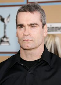 Henry Rollins at the Film Independents 2006 Independent Spirit Awards.