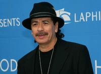 Carlos Santana at the 2006 Hollywood Bowl Hall of Fame Induction Concert.
