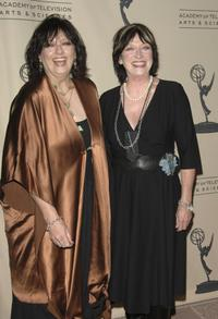 Veronica Cartwright and Angela Cartwright at the ATAS Celebrates