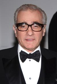 Martin Scorsese at the MoMA's 39th Annual Party.