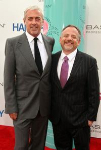 Producers Scott Wittman and Marc Shaiman at the Los Angeles premiere of