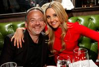 Marc Shaiman and Amanda Bynes at the