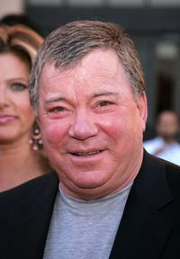 William Shatner at The 32nd Annual American Music Awards.