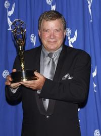 William Shatner at the 2004 Primetime Creative Arts Emmy Awards.