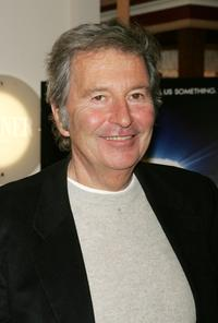 Robert Shaye at the doll signing to celebrate the premiere of
