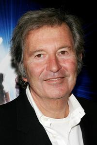 Robert Shaye at the premiere of