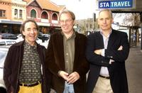 Harry Shearer, Michael Mckean and Christopher Guest at the Sydney preview of