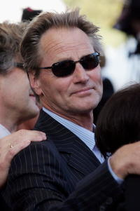 Sam Shepard at the screening of