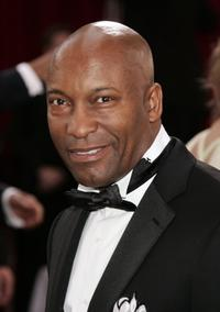 John Singleton at the 78th Annual Academy Awards.