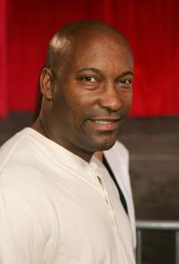 John Singleton at the 2nd Annual Rollin' 24 Deep: GM All-Car Showdown.