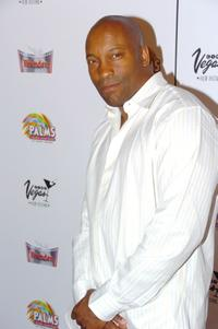 John Singleton at the screening of