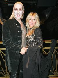 Dee Snider and his wife Suzette at their wedding vow renewal ceremony.