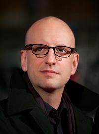Steven Soderbergh at the premiere of the movie