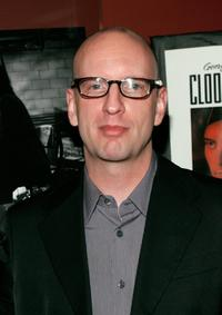 Steven Soderbergh at the premier of the film